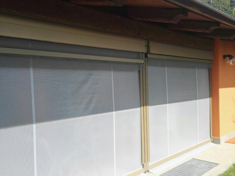Tende Veranda Torino : Tenda veranda con zanzariera torino nichelino moncalieri