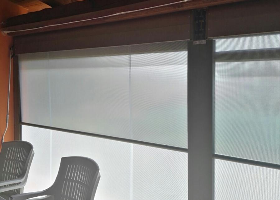 Tende Veranda Estate Inverno : Tenda veranda con zanzariera torino nichelino moncalieri
